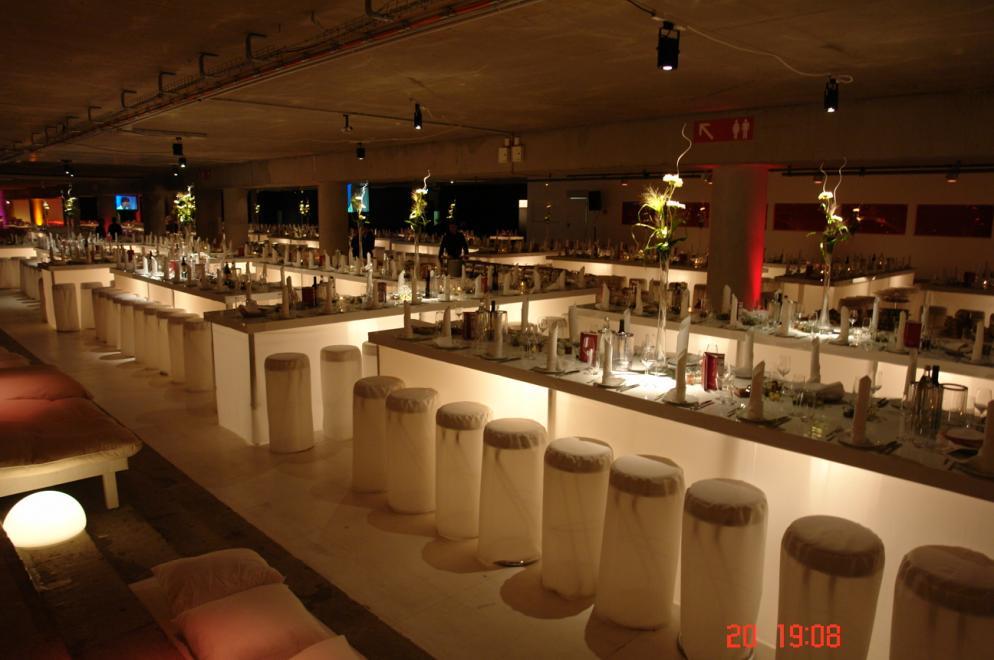 Versteckte Event Location in Berlin