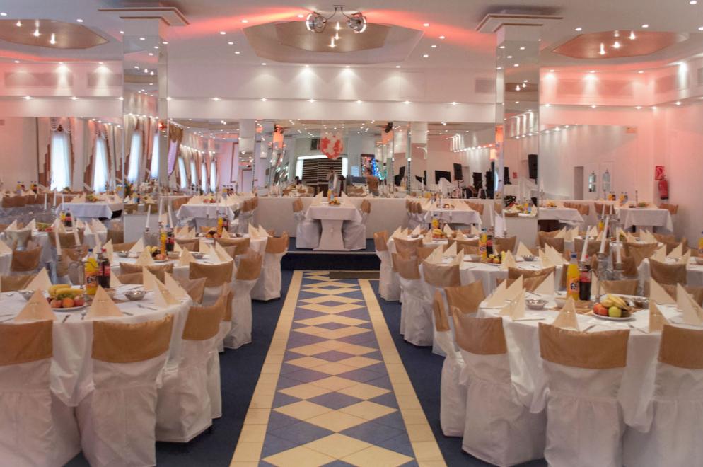 Wunderschöne Abiball Location in Berlin Wedding